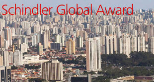 schindler global award